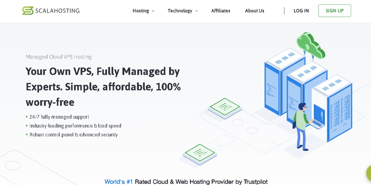 Scala Hosting Review and Coupon