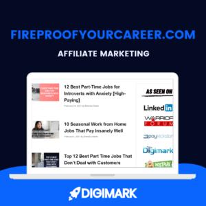 FireProofYourCareer